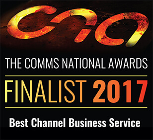 The Comms National Awards Finalist 2017